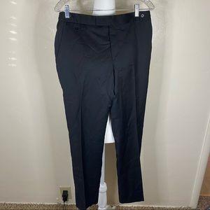 John Varvatos 100% wool trouser pants